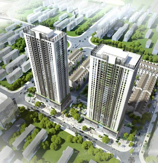 Bán chung cư A10 Nam Trung Yên - Handico