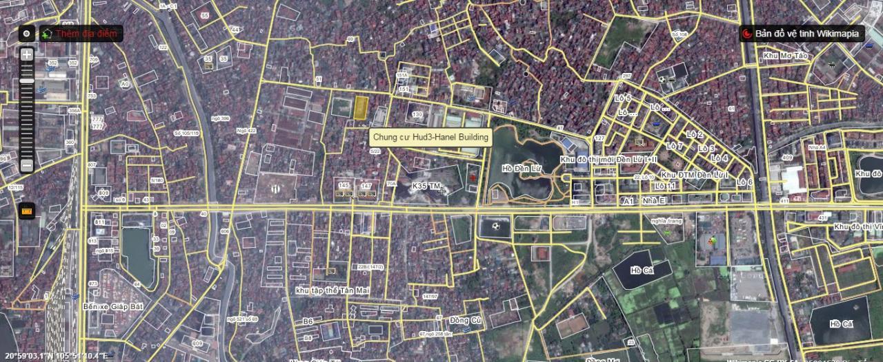 Bán Chung cư phố Nguyễn Đức Cảnh, Liên hệ 0976567755