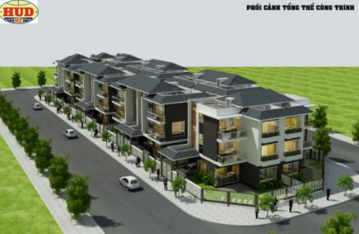 Biệt thự TT1 Tây Nam Linh Đàm