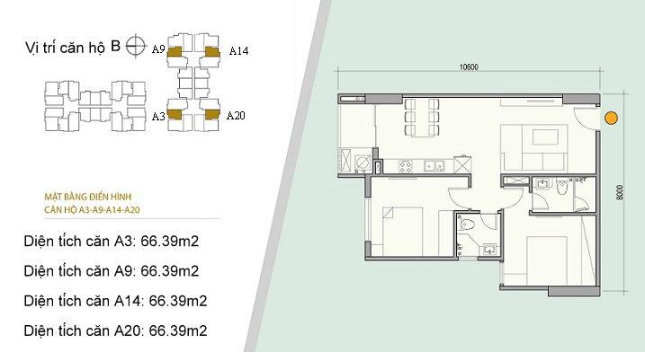 Chung cư 176 Định Công Green Life Complex