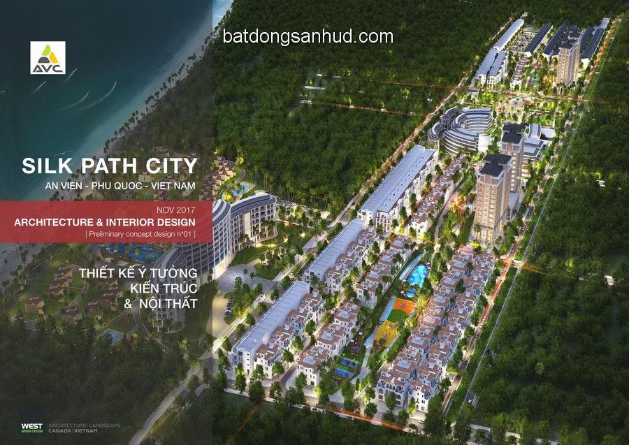 Dự án khu dân cư và du lịch Thành phố con đường Tơ Lụa – The Silk Path City