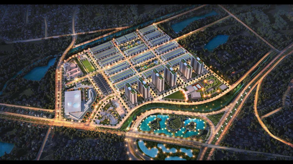 Khu đô thị Him Lam Green Park Bắc Ninh