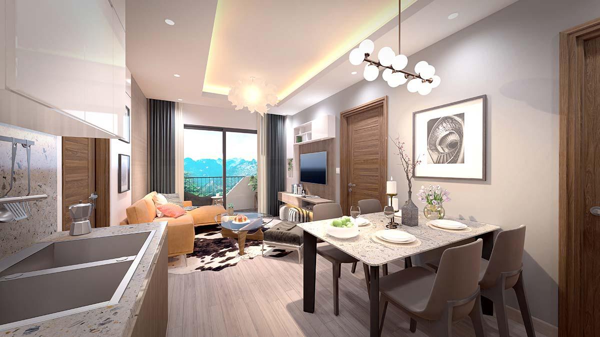 hình ảnh nội thất căn hộ Hà Nội Phoenix Tower Cao Bằng