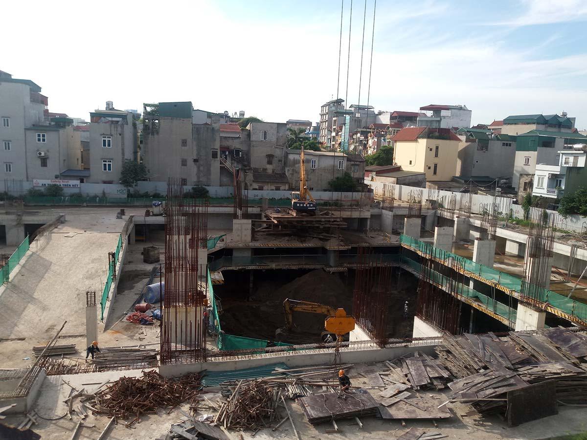Tiến độ dự án Panorama Hoàng Văn Thụ