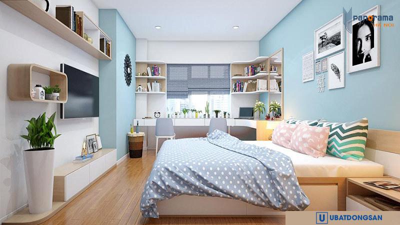 Nội thất căn hộ chung cư Panorama Hoàng Văn Thụ