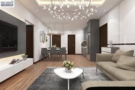 Nội thất căn hộ Rice City Thượng Thanh
