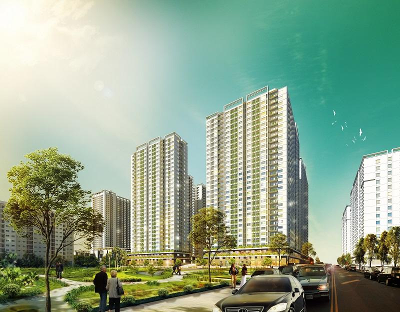 Mở bán dự án Nhà Ở Xã Hội Udic EcoTower Hạ Đình