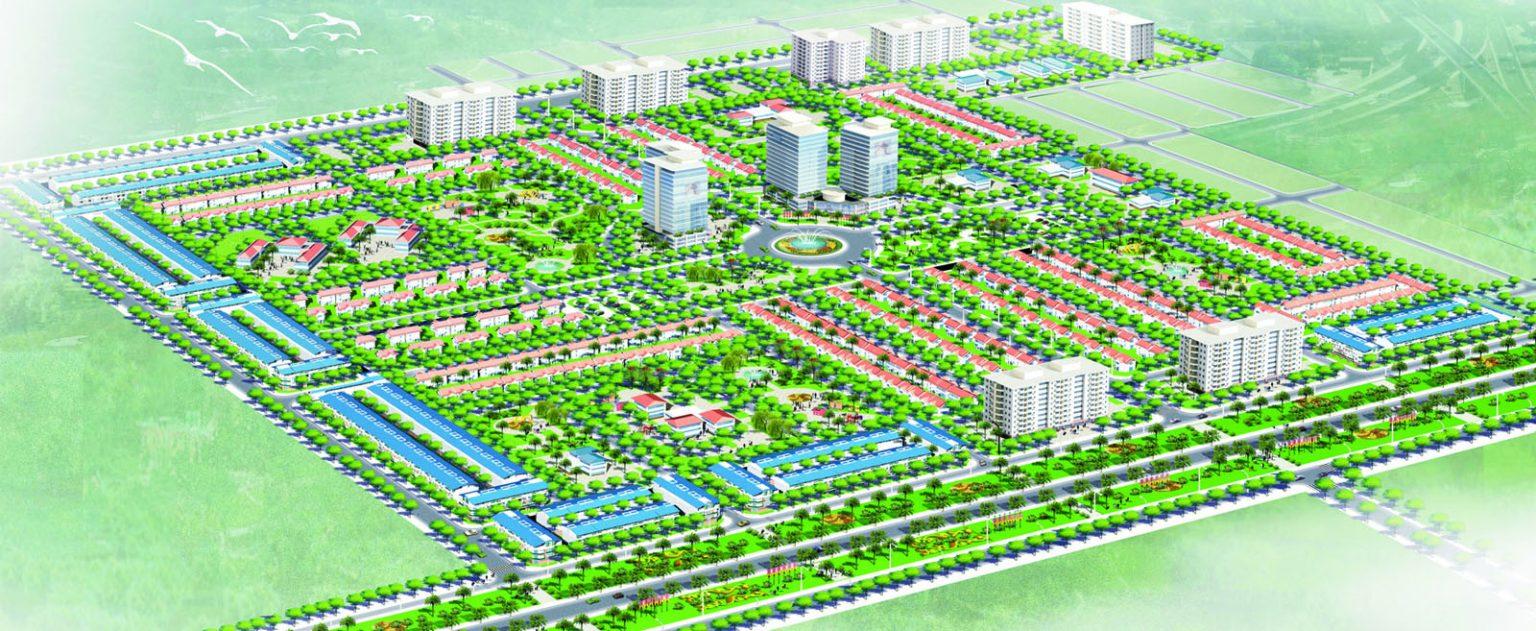 Dự Án Khu Đô Thị Thanh Lâm Đại Thịnh 2 – Hud Mê Linh Central